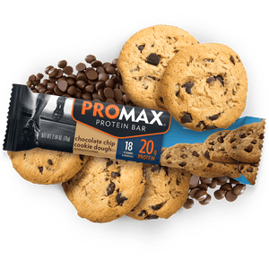 Promax Chocolate Chip Cookie Dough