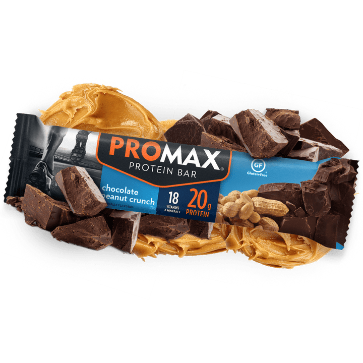Promax Chocolate Peanut Crunch