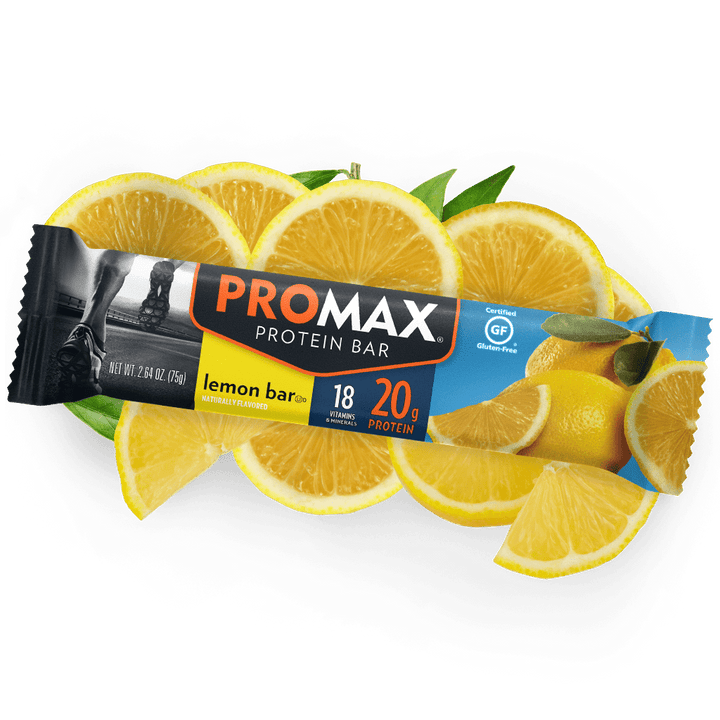 Promax Lemon Bar