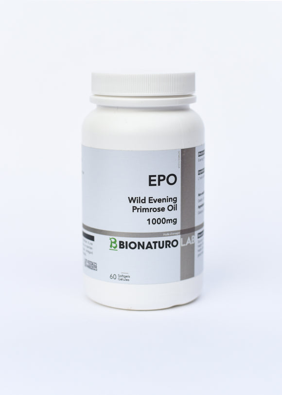 EPO Wild Evening Primrose Oil 1000mg