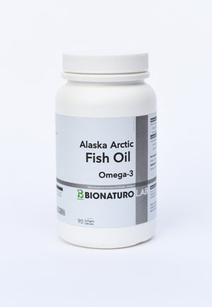Alaska Arctic Fish Oil