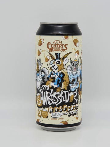 Little Critters Brewing Co. - Nutty Ambassador