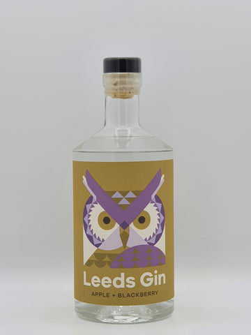 True North Brew Co - Leeds Gin Apple & Blackberry 70cl