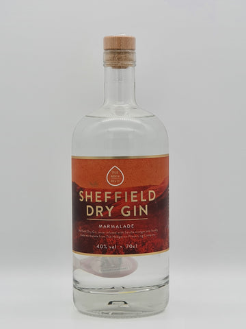 True North Brew Co - Sheffield Dry Gin Marmalade 70cl