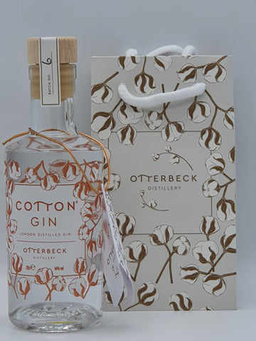 Otterbeck Distillery - Cotton Gin London Dry 20cl