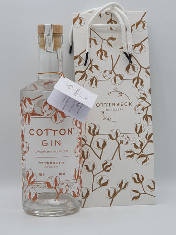 Otterbeck Distillery - Cotton Gin London Dry 70cl