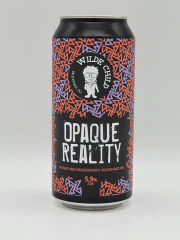 Wilde Child Brewing Co. - Opaque Reality