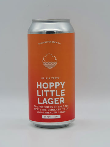 Cloudwater Brew Co. - Hoppy Little Lager