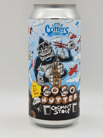Little Critters Brewing Co. - Coco Nutter