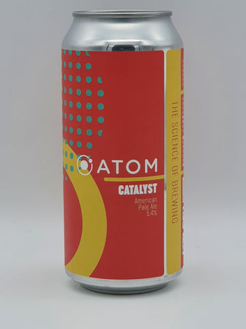 Atom Brewing Co. - Catalyst