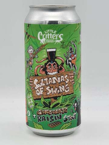 Little Critters Brewing Co. - Sultanas Of Swing