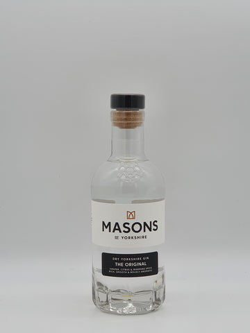 Masons Distillery - Masons of Yorkshire Dry The Original 20cl