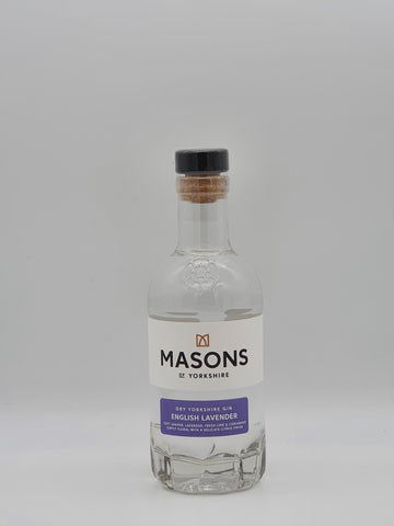 Masons Distillery - Masons of Yorkshire Dry Lavender Edition 20cl