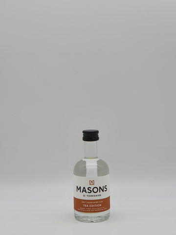 Masons Distillery - Masons of Yorkshire Dry Yorkshire Tea Edition 5cl