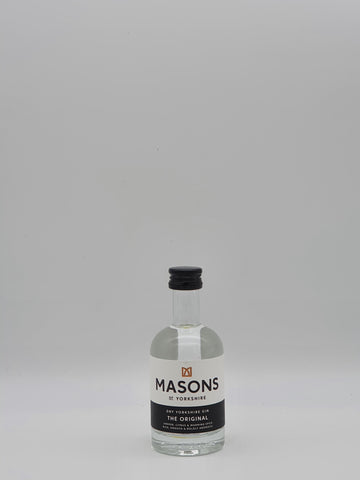 Masons Distillery - Masons of Yorkshire Dry The Original 5cl