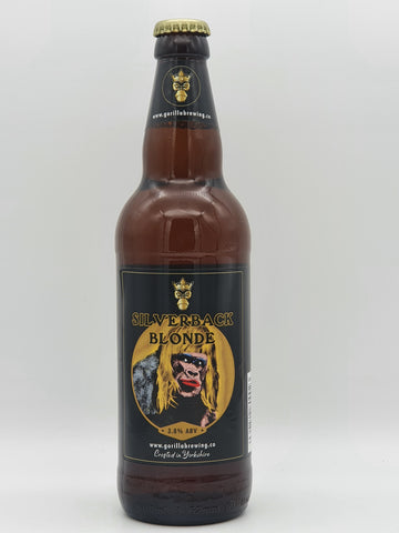 Gorilla Brewing Co. - Silverback Blonde