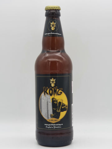 Gorilla Brewing Co. - Kong