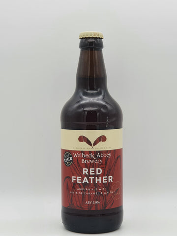Welbeck Abbey Brewery - Red Feather