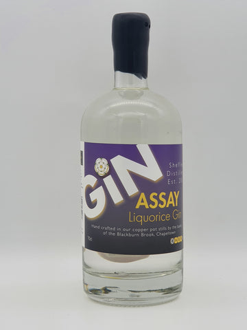 Sheffield Distillery - Assay Liquorice Gin 70cl