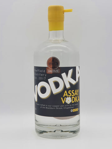 Sheffield Distillery - Assay Vodka 70cl