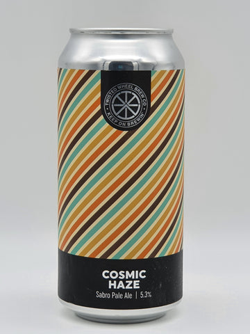 Twisted Wheel Brew Co. - Cosmic Haze
