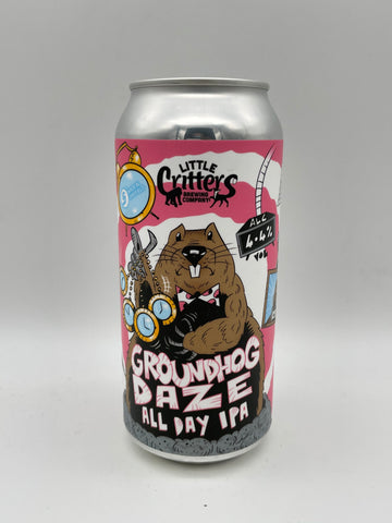 Little Critters Brewing Co. - Groundhog Daze