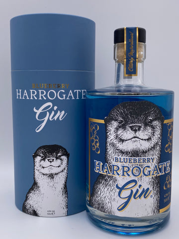 Harrogate Tipple - Blueberry Gin Gift Boxed 50cl