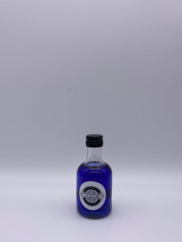J P Adlam - Blue Colour Changing Gin 5cl
