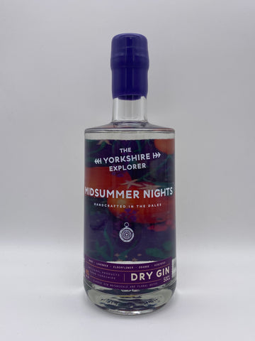 The Yorkshire Explorer Distillery - Midsummer Nights 50cl