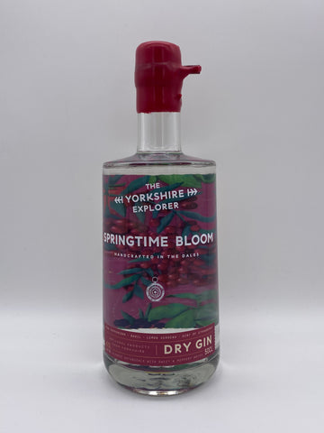 The Yorkshire Explorer Distillery - Springtime Bloom 50cl
