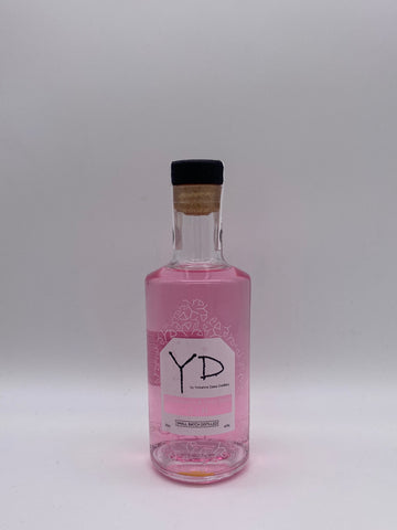 Yorkshire Dales - Strawberry & Thai Basil Gin 20cl
