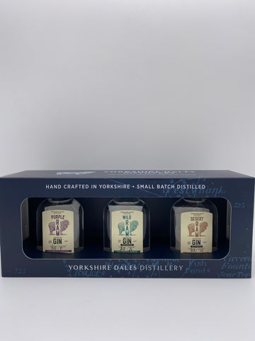 Yorkshire Dales - Gift Set 3x 5cl