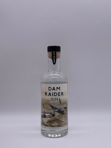 Coastal Distillery - Dam Raider Gin 20cl