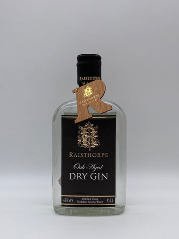 Raisthorpe Manor - Oak Aged Dry Gin 35cl