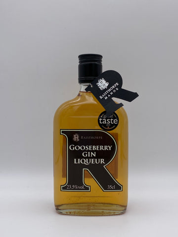 Raisthorpe Manor - Gooseberry Gin Liqueur 35cl