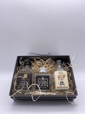 Gin Gift Set -Special Dry set 3x 5cl