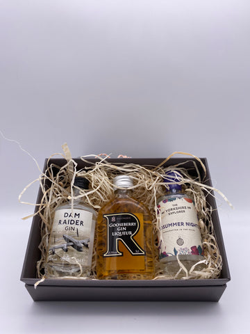 Gin Gift Set -Mixed (2) set 3x 5cl