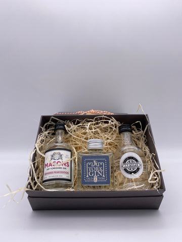 Gin Gift Set -Mixed set (4) 3x 5cl