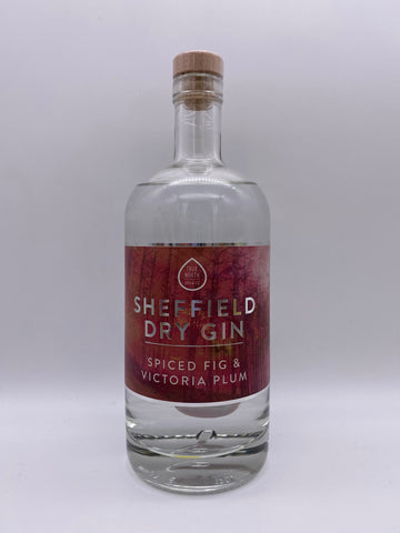True North Brew Co - Sheffield Dry Gin Spiced Fig and Victoria Plum Gin 70cl