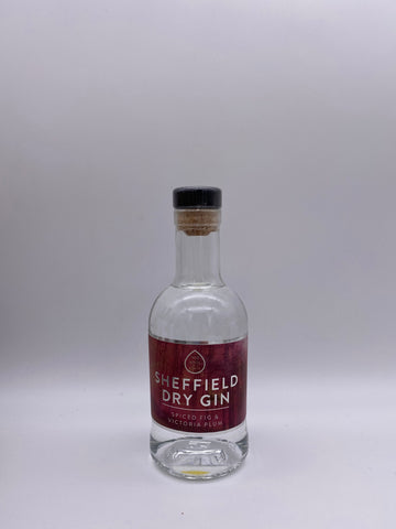 True North Brew Co - Sheffield Dry Gin Spiced Fig and Victoria Plum Gin 20cl