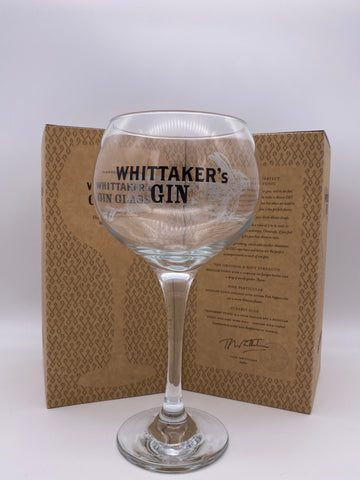 Whittaker's - Gin Balloon Glasses Large