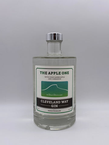 Daisy Distillery - Cleveland Way Gin The Apple One 70cl