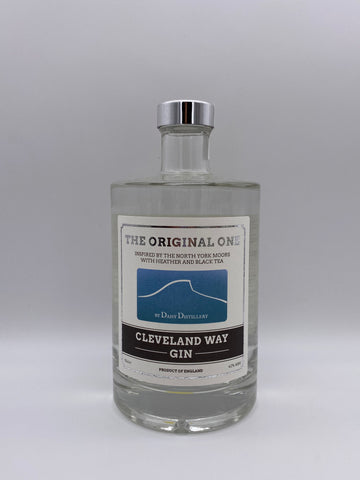 Daisy Distillery - Cleveland Way Gin The Original One 70cl
