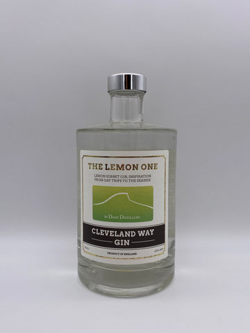 Daisy Distillery - Cleveland Way Gin The Lemon One 70cl