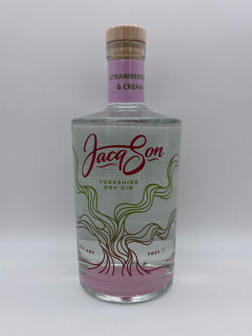JacqSon - Strawberries & Cream 70cl