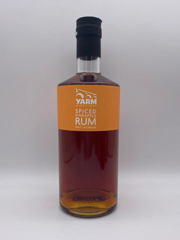 Yarm Distillery - Spiced Pineapple Rum 70cl