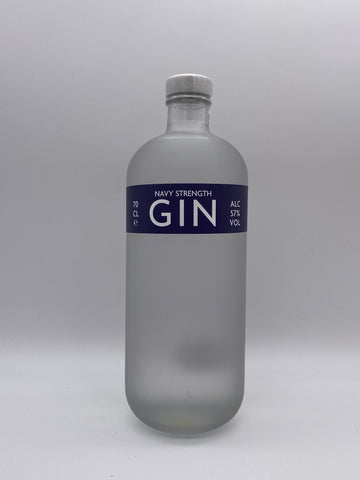 Yarm Distillery - Navy Strength Gin 70cl