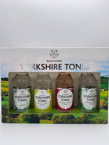 Yorkshire Tonic - Yorkshire Tonic Gift set 4x 200ml