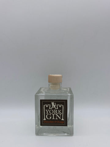 York Gin - Chocolate & Orange Gin 20cl