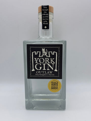 York Gin - Outlaw Gin 70cl